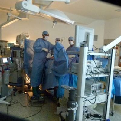le centre hospitalier de Troyes se dote d'un lithotripteur de dernière génération