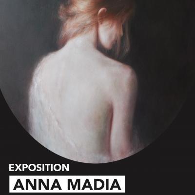 Exposition Anna Madia du 27 juin au 15 septembre 2019
