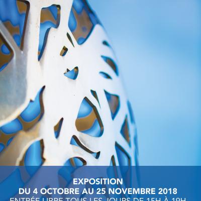 Exposition de Pierre Colletti du 4 octobre au 25 novembre 2018 au CHT