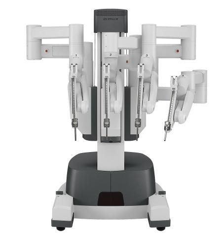 Début de la chirurgie robotique au CH de Troyes